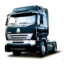 420HP (EuroII) Sinotruk / Cnhtc Tête résistante de camion de tracteur de HOWO-A7 6X4