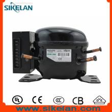 New DC Compressor 12V/24V DC Power Qdzh25g R134A Compressor for Car Freezer Refrigerator