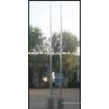 Bandera Poste de aluminio