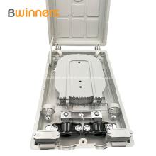Caja de divisor óptico de terminal de acceso de fibra flexible