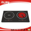 Cheap Price and Good Quality Hot Sale Built-in Induction Cooker+Infrared Cooker Sm-Dic07