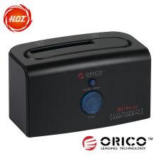 "ORICO 8618 series 2.5""&3.5""SATA HDD docking station Hard Drive caddy HDD case Enclosure case USB 3.0 e-SATA"