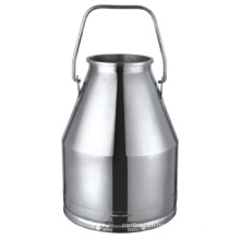 Stainless Steel Milk Bucket for Dairy