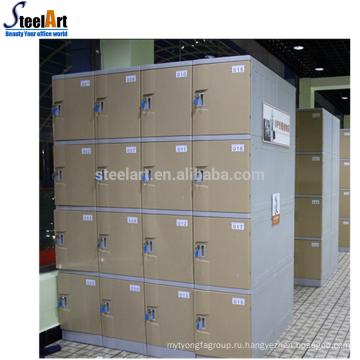 Современные пластиковые шкафчике ABS пластик пляжа складе