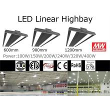 100W DLC Supermarket High Bay Led Lights