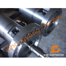 Groove Type Screw Barrel for Pipe Extrusion Machine