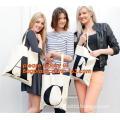 Promotional eco friendly natural handled organic cotton bag,cotton shopping bag,cotton tote bag