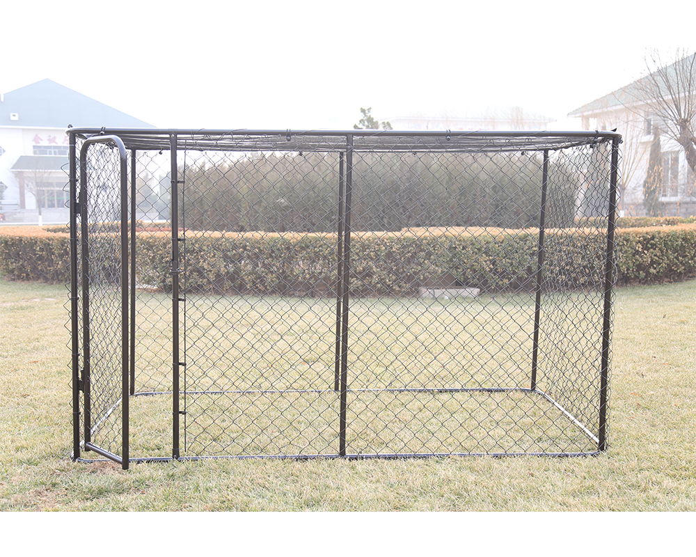 Outdoor Large Metal Pet Dog Kennel