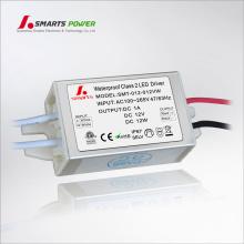 220v 12v 24v mini constant voltage led driver 12W led ac dc transformer