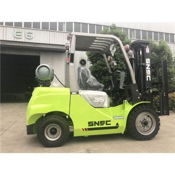Qaulity 3.5T Propan Forklift Montacargas