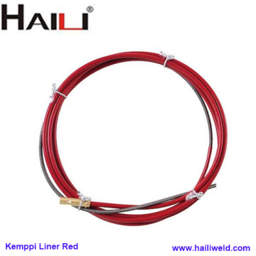 Doublure Kemppi Red W006454 0.9-1.2MM 5.0M