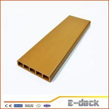 Eco-friendly ourdoor hohe dentisy rotproof wpc Bodenbelag-Decking