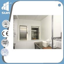 Kapazität 300kg Geschwindigkeit 0.4m / S Küche Aufzug