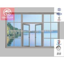 Heißer Verkauf / konkurrenzfähiger Preis / Qualität / beste Aluminiumschwingenfenster