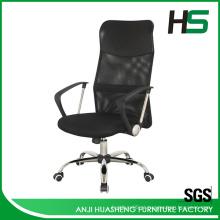 Cadeiras luxuosas de escritório executivo de malha cheia com apoio no pescoço