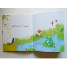 Отличное качество полный Цвет Жесткий борт распечатать раскраски книга с ручкой