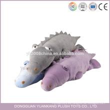 Juguete de cocodrilo lindo super suave felpa estilo 40cm almohada