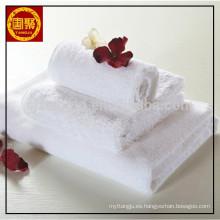 Toalla de baño del hotel Superfine, toalla de baño blanca, toalla de baño de microfibra para la ducha