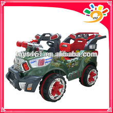 Hot selling remote control Ride-on Car toy for kids,6V7AH remote control ride on car with MP3 function
