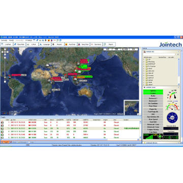 GPS Tracking Software (JT1000C/S(Accepted Rebranding))