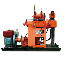 High Efficiency 100m Depth Hydraulic Core Water Well Exploration Drilling Rig