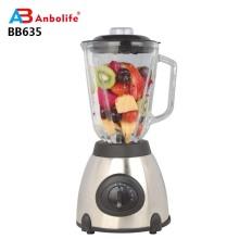 Total Crushing Technology für Eis, Fleisch, Kaffee Große Glasschale Smooth Blender für Shakes und Smoothies Tischmixer