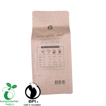 Ziplock Square Bottom Pabrik Sachet Biodegradable