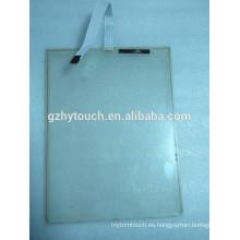 SCN-AT (E274) 002741HL-797 panel de tacto de la pantalla táctil de cristal transparente