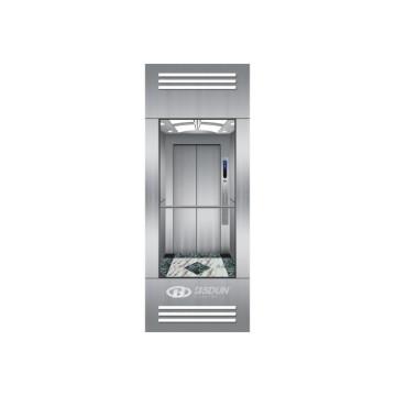 Mrl Passenger Observation Glass Sightseeing Elevator for Shopping Mall