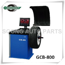 Auto Maintenance Tool Full Automatic High Accurate Wheel Balancer