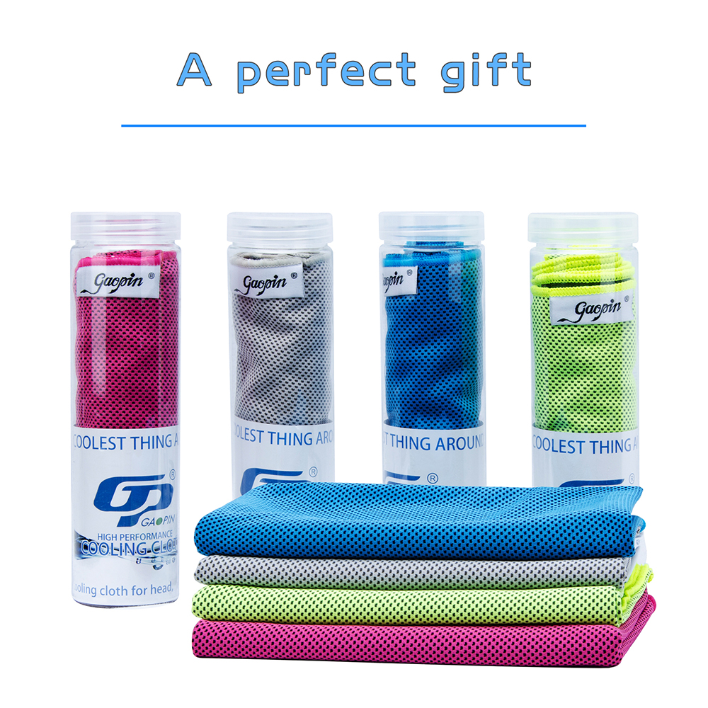 Golf Cooling Towel A Perfect Gift