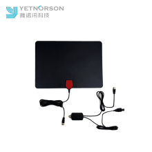 Сверхтонкая цифровая HDTV антенна для помещений 50 миль