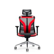 bifma mesh leather adjustable racing gaming chair office