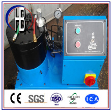 Ce Approved Quick Change Tools Hose Crimping Machine
