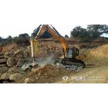 marteau hydraulique de disjoncteur pour l'excavatrice