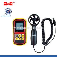 Anemometer Portable Anemometer Anemometer with Temperature Digital Anemometer WH8901