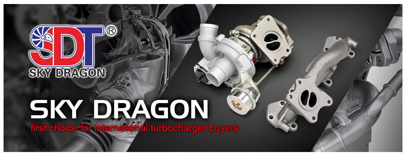 C9 TURBOCHARGER