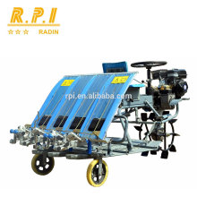 Gasoline Engine Driven 4 Rows Rice Transplanter ( Riding Type )