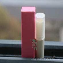 Clear Custom Plastic Round Lip Gloss Packaging