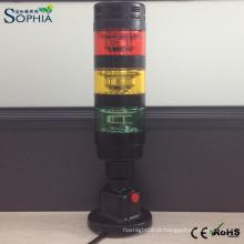 LED Tower Light para trabalho de máquinas CNC