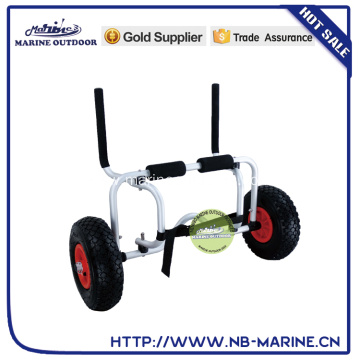 China low price products folding kayak trolley buy from alibaba