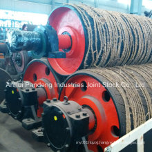 Durable Lagged Pulley/Heavy Pulley/Mining Pulley for Belt Conveyor