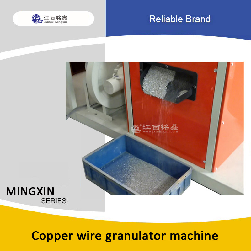 Recycling Granulator Extruder Machine1