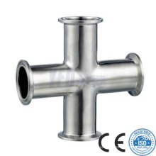 Aço inoxidável de aço inoxidável de tipo longo travado cruz