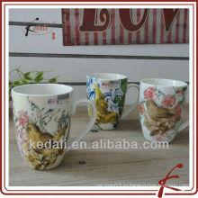 Современный дизайн Оптовая Керамические Фарфоровая чашка кофе Кубок