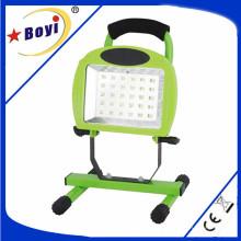 Luz recargable portátil del trabajo de la alta potencia 180 LED