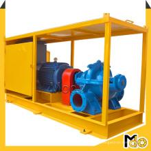 Pompe à eau de drainage à haut volume pour centrales électriques