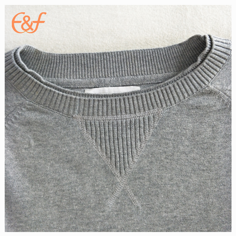 Pure Color Hommes Sports Sweater Pull coréen