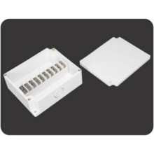 Hot Sale New Tj-10p-M Plastic Terminal Block Box