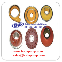 Spare Wear Parts for Slurry Pumps